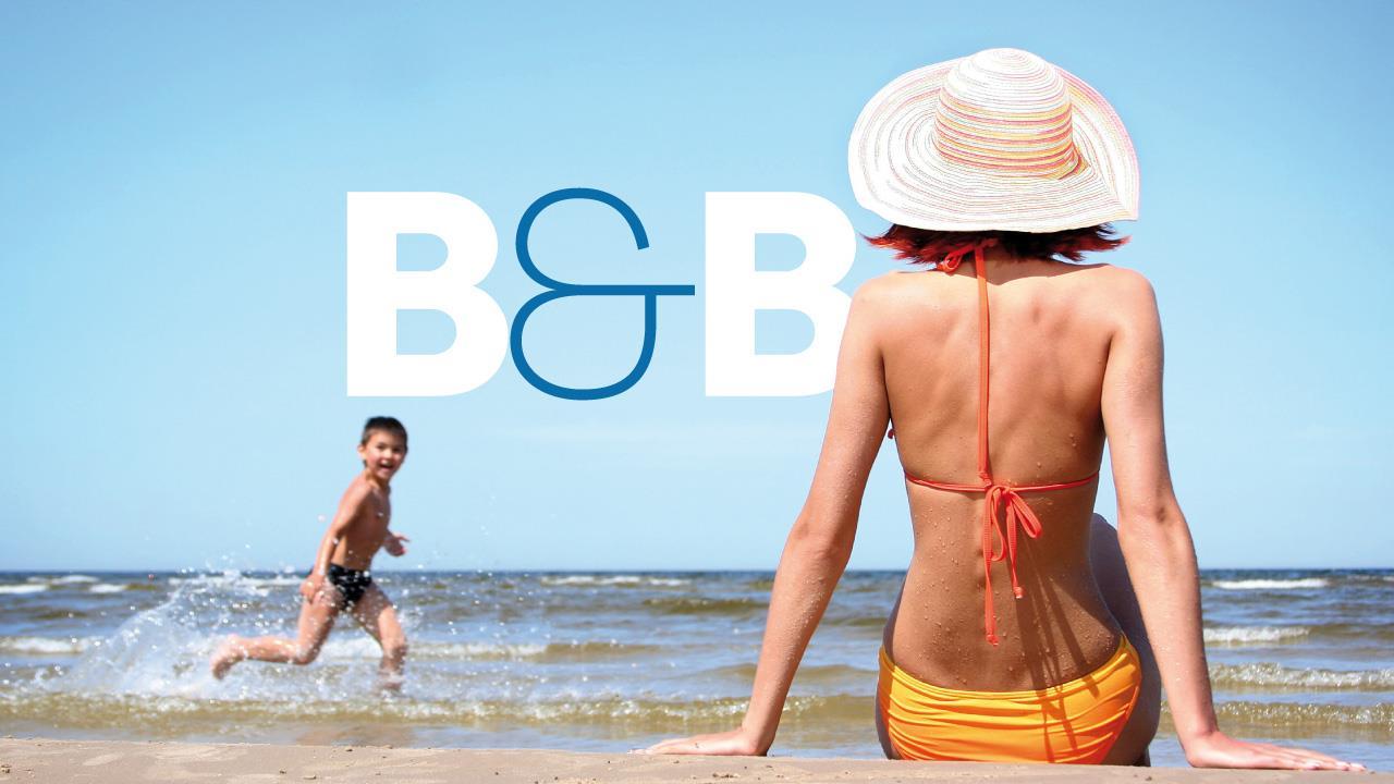 hotel Bahia il bed & breakfast and Brunch a Lignano Sabbiadoro